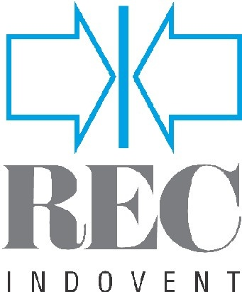 REC Indovent logo